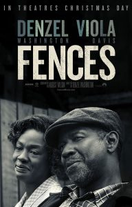 FENCES in theaters December 25!