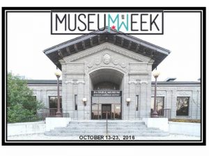 Chicago Museum Week 2016