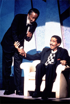 Dick Gregory and Richard Pryor