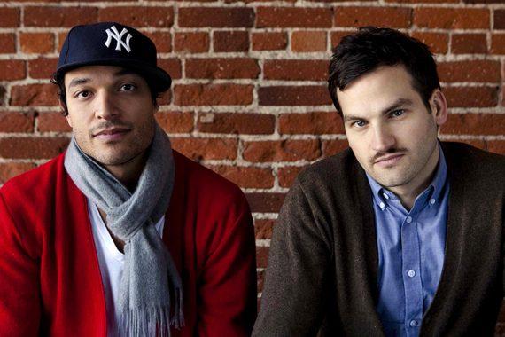 TJ Martin and Dan Lindsay