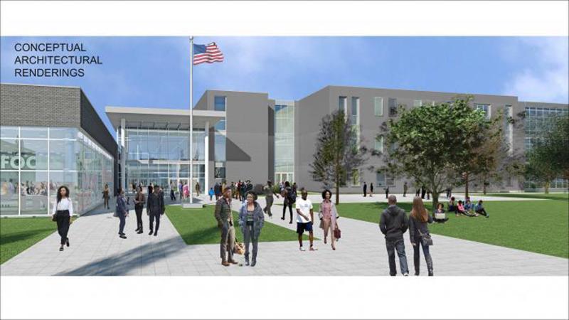 New Englewood neighborhood school