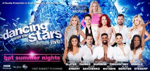 Dancing with the Stars: - Live! Hot Summer Nights @ Star Plaza Theatre