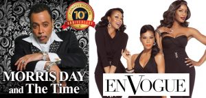 Morris Day and the Time w/ En Vogue @ Star Plaza