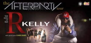 R. Kelly: The Afterparty Tour w/June's Dairy @ Star Plaza Theatre