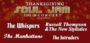 Thanksgiving Soul Jam @ Star Plaza Theatre