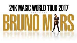 Bruno Mars 24K Magic World Tour @ The United Center