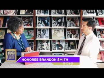 Brandon Smith - N'DIGO Foundation Gala 2016 Honoree