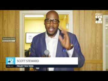 Scott Steward N'Digo Eye On The Chi