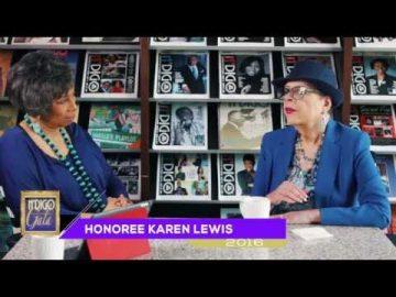 Karen Lewis - N'DIGO Foundation Gala 2016 Honoree
